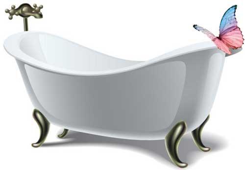 Il vostro bagno termale con acqua di mare a casa vostra.