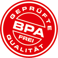 100% BPA gratis