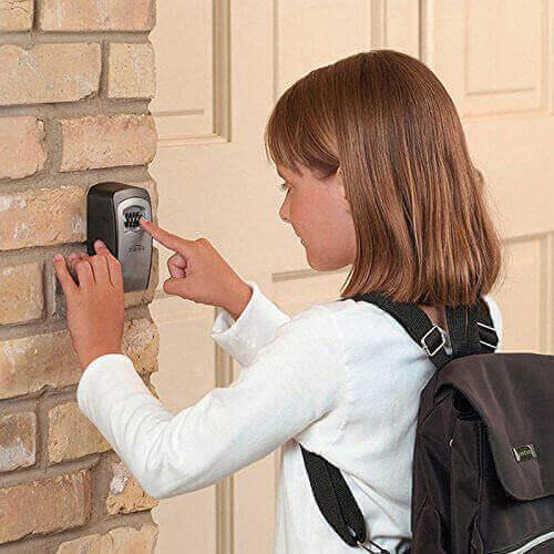 Per la conservazione sicura di chiavi e altri oggetti di valore
