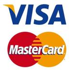 Pagamento facile con carta di credito